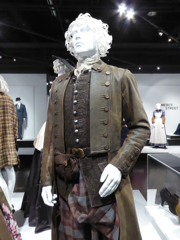 Outlander Jamie Fraser Scottish Highlands costume