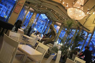 Cafe Kappeli in Helsinki