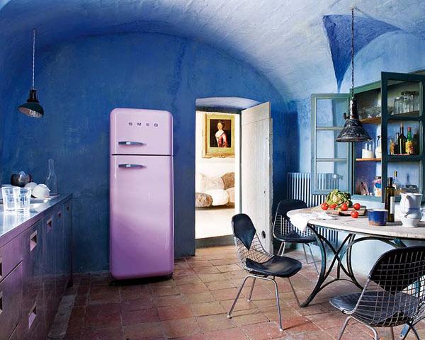 Bauernhaus modernisiert – mit Farbe einrichten und angenehm wohnen