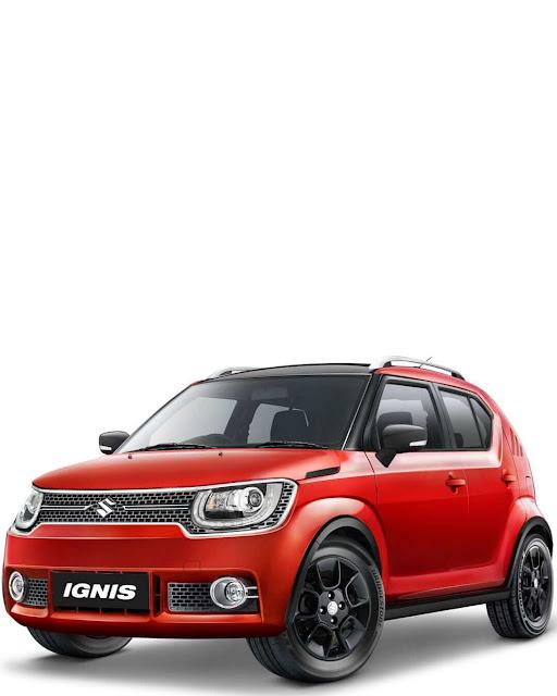 Harga Mobil Suzuki Ignis Bandar Lampung