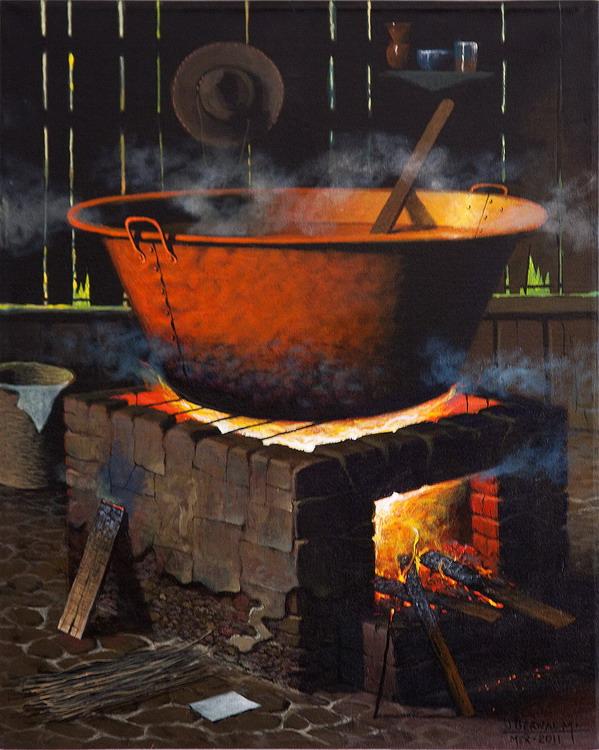 cuadros modernos pinturas y dibujos estufas y hornillas On cuadros para cocina rustica