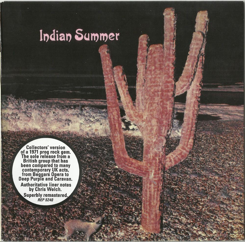 Rockasteria Indian Summer Indian Summer 1971 Uk Solid