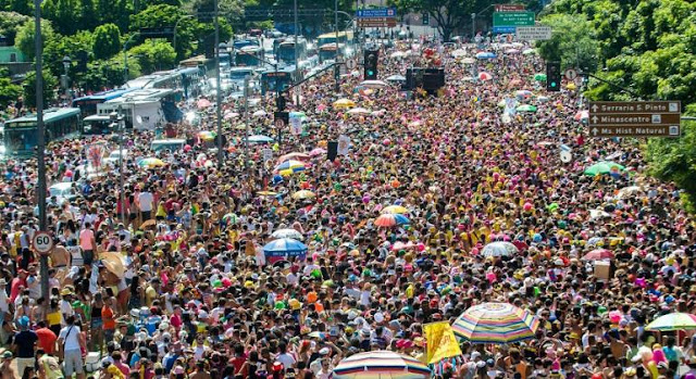 Cadastramento de Vendedores  ambulantes para o Carnaval 2019 em BH