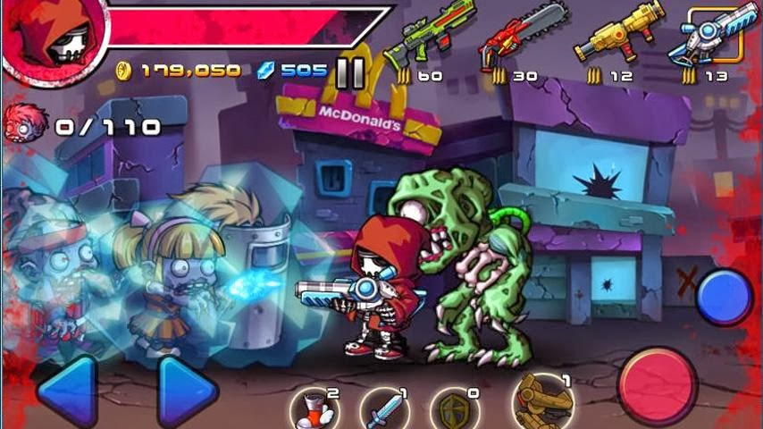 download game zombie diary 2 mod apk