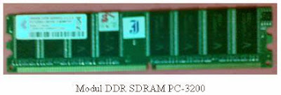 DDR SDRAM (Double Data Rate Synchronous Dynamic Random Access Memory)