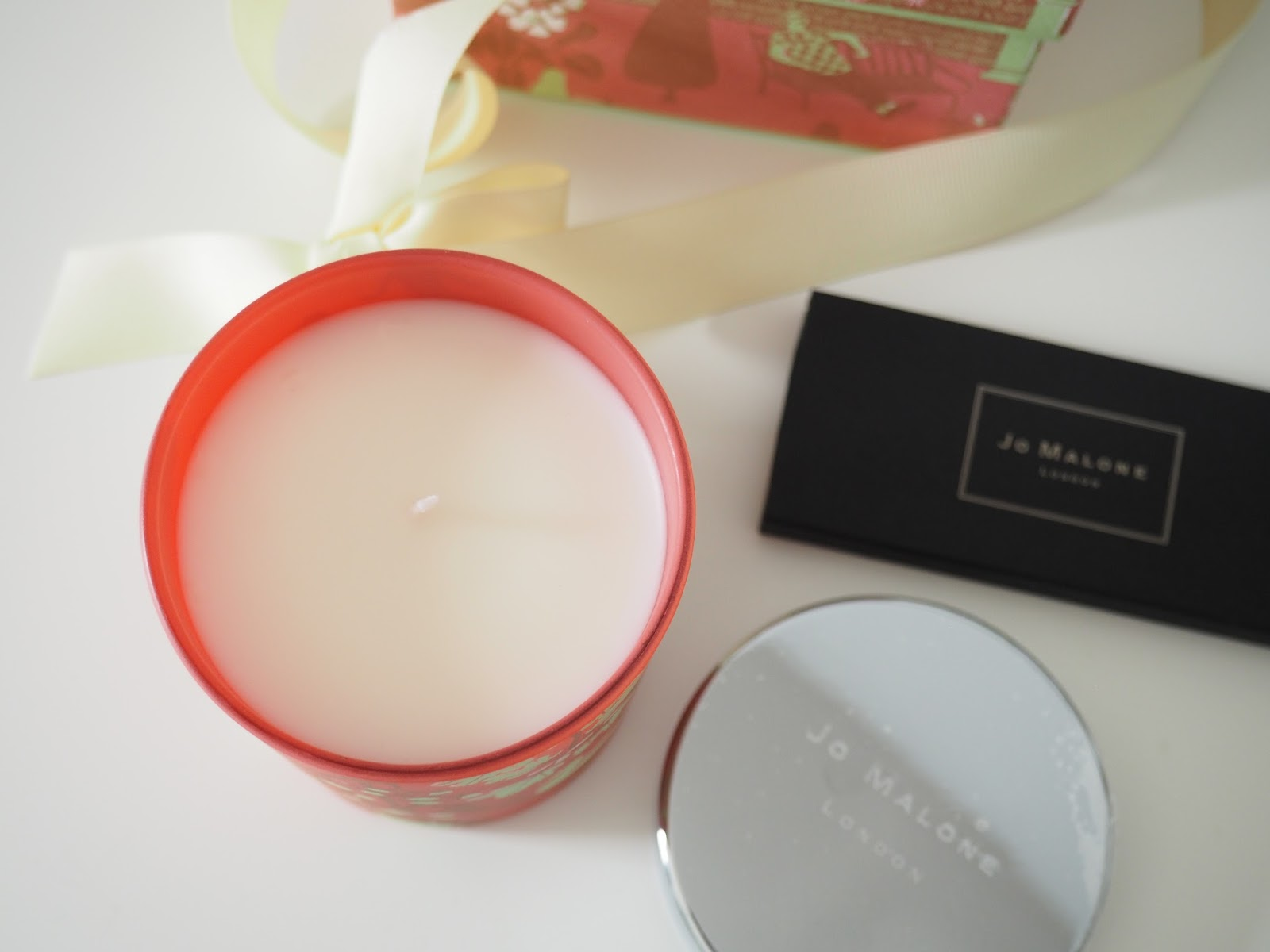 Jo Malone Marthe Armitage review limited edition green tomato leaf candle
