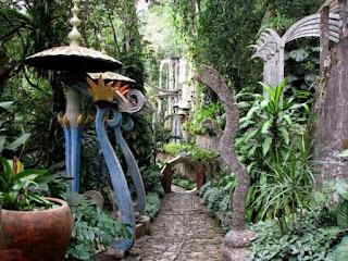 Las Pozas, Xilitla - México