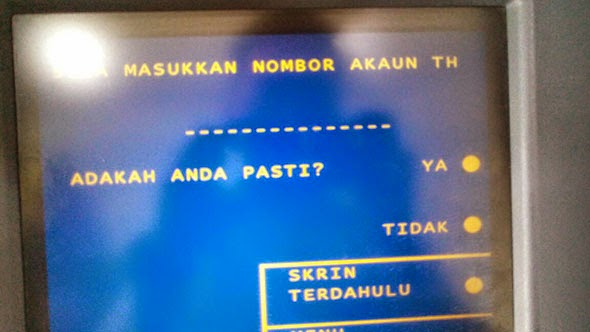 cara daftar tabung haji secara online ke maybank