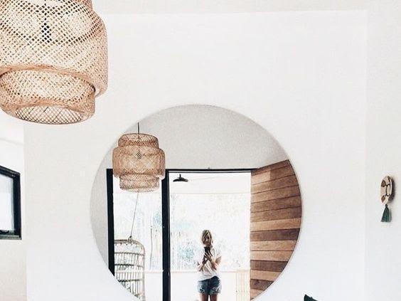Decor - Espelhos Circulares