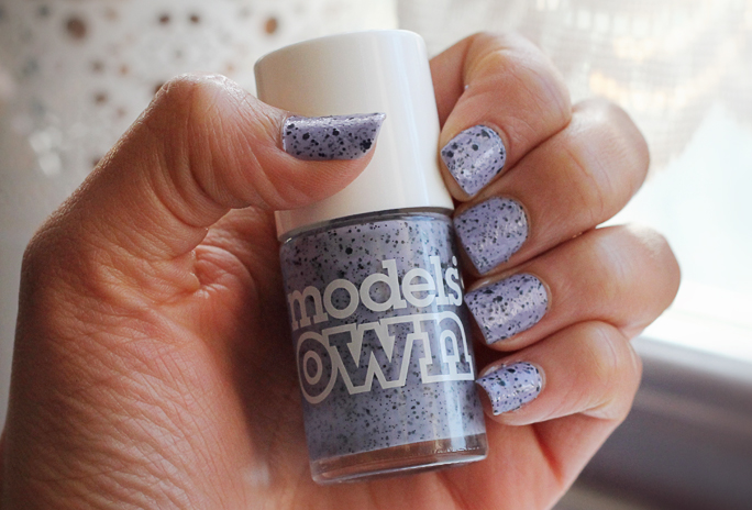 Fresh Lengths: NOTD | Models Own Speckled Eggs Nail Polish