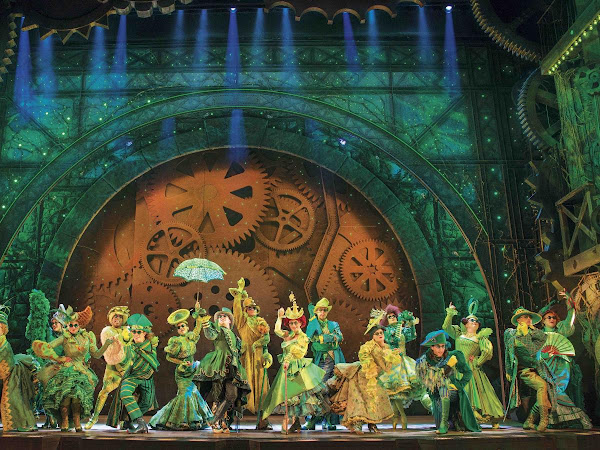 Wicked (UK Tour), Bristol Hippodrome | Review