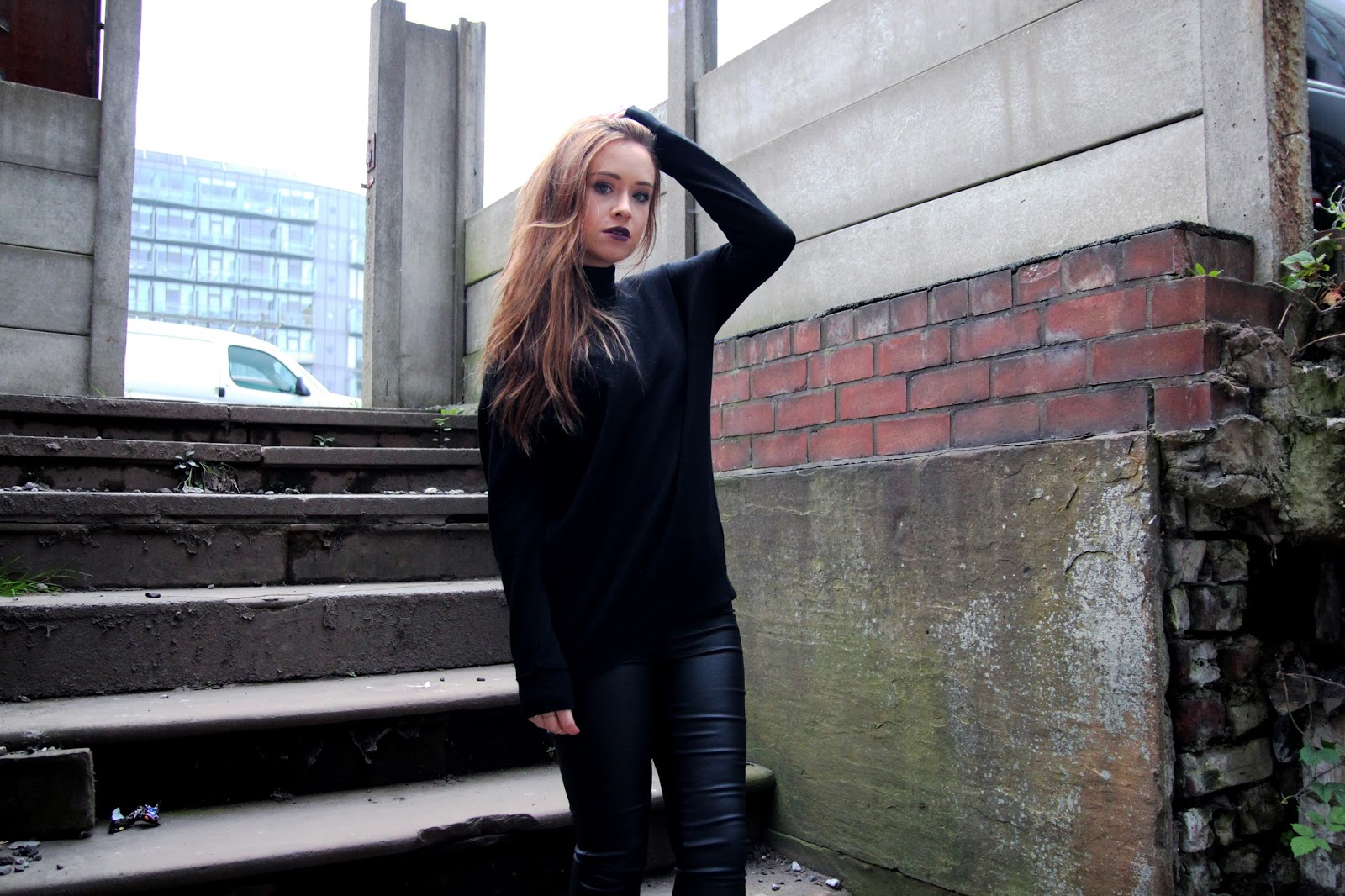 Black New Look Sweater