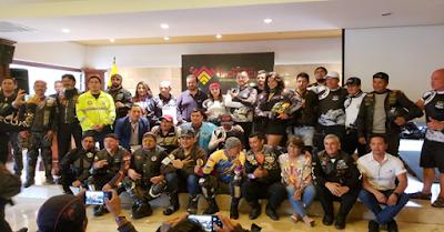 ALSEV presente en el Primer Congreso de Motociclistas Ecuatorianos