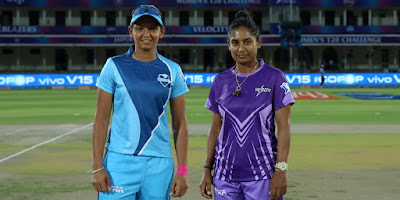 SUP vs VEL final Womens T20 Challenge 2019 match