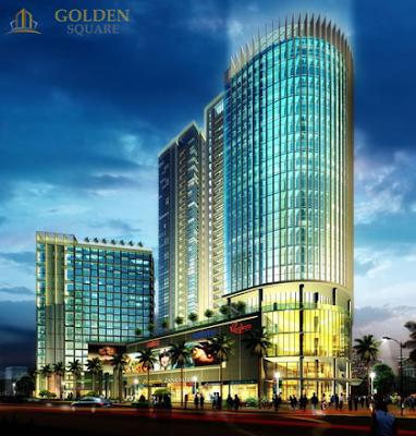 Phối cảnh dự án chung cư Golden Square