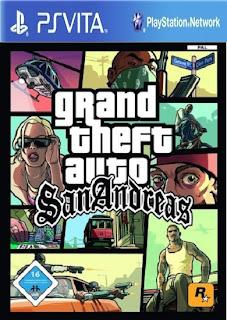 Gta San Andreas Para Psvita Confirmado Ps Vita 3djuegos