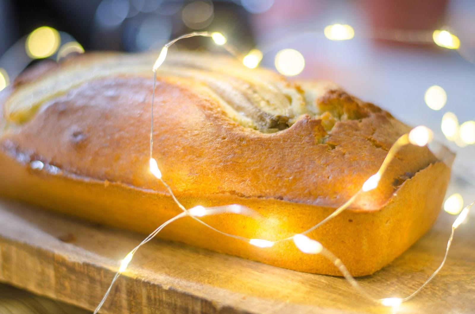 recette banana bread facile blog mode beaute lifestyle lyon mllexceline