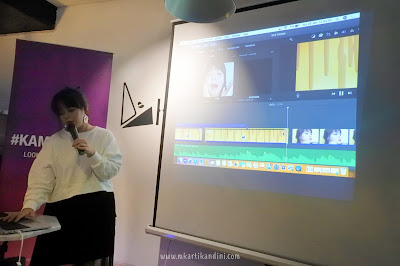 Belajar Blog SEO dan Video Bersama Social Cosmetics | Workshop Kami Social