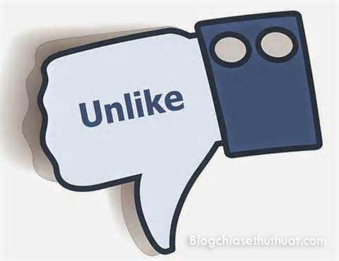 Cách unlike pages facebook nhanh chóng chỉ với một click