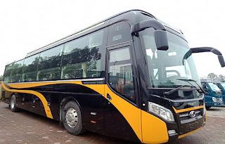 vé xe Fansipan express bus