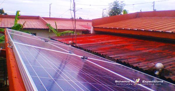 Solar Panels - Schadow1 Expeditions