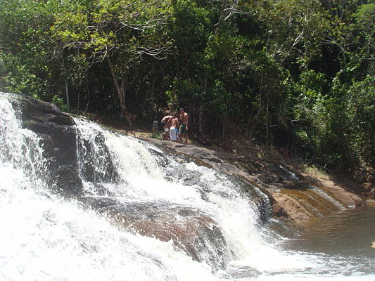 cachoeira tremembe barra grande bahia