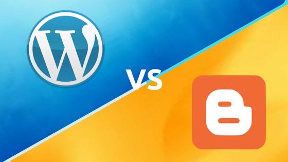 Mana Yang Lebih Bagus, Wordpress Atau Blogger ? Dan Apa Perbedaannya.
