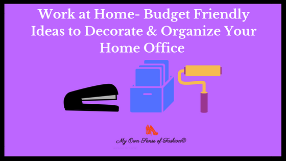 more people have home offices these days with all the expenses you have already the last thing you need is to add to the list i have a few budget budget friendly home offices