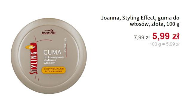 Joanna - guma do włosów