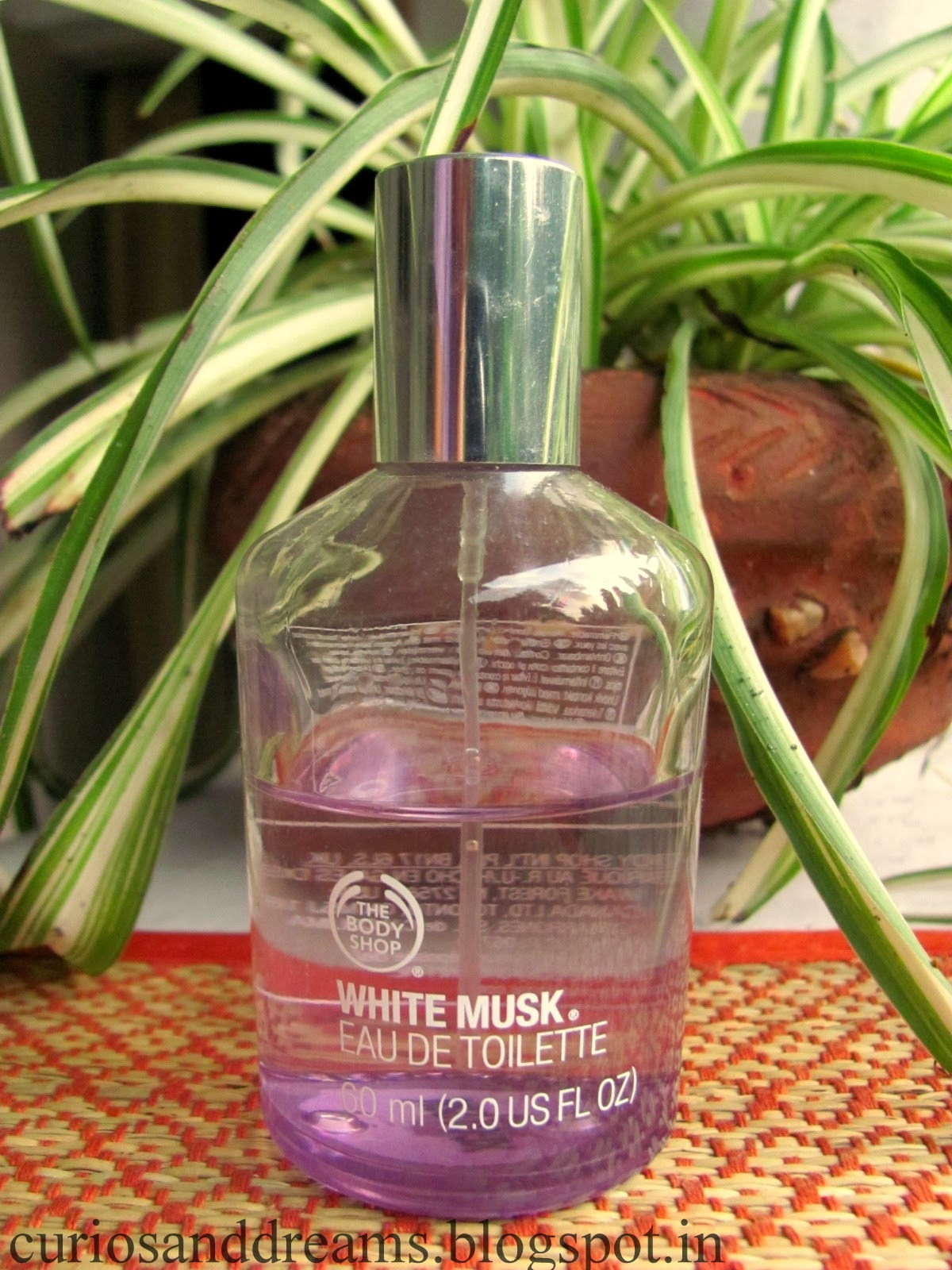 The Body Shop White Musk EDT Review, The Body Shop White Musk perfume Review