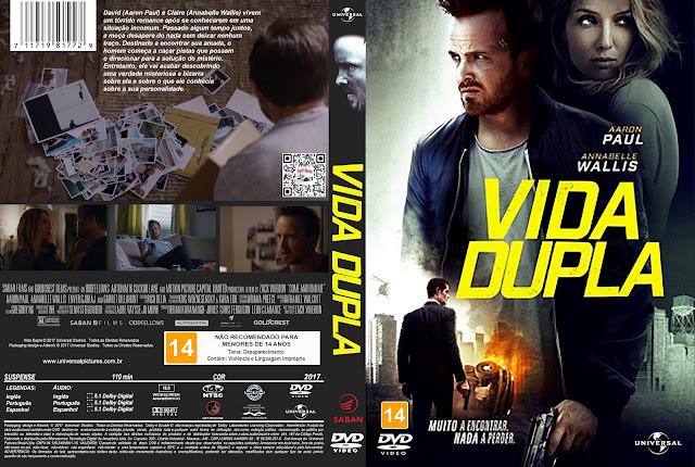 Capa DVD Vida Dupla [Custom]