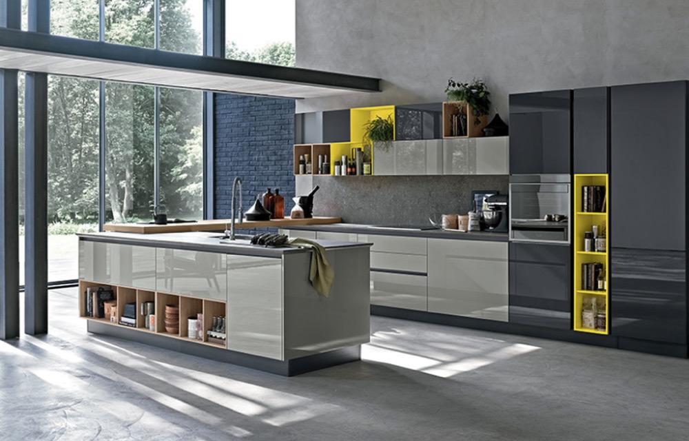 Arredamento Cucina Isola : Cucine con isola: funzionalità estetica e design dettagli home decor