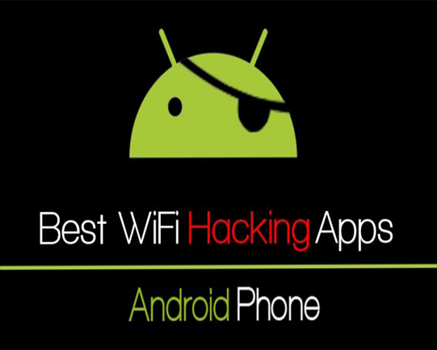 How To Hack WiFi Network From your Android phone? - Rößïñ