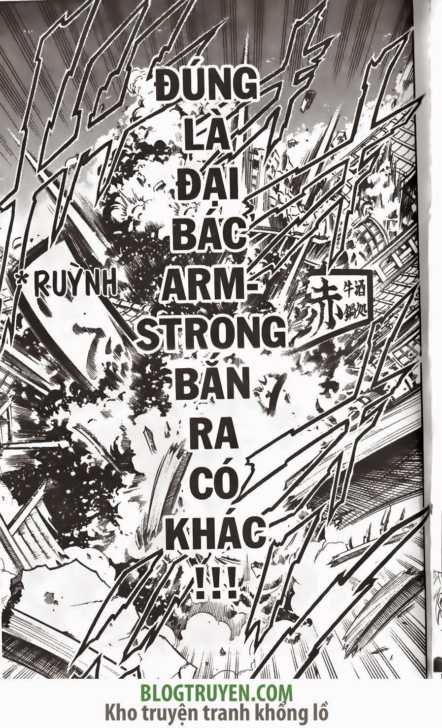 Rurouni Kenshin chap 154 trang 21