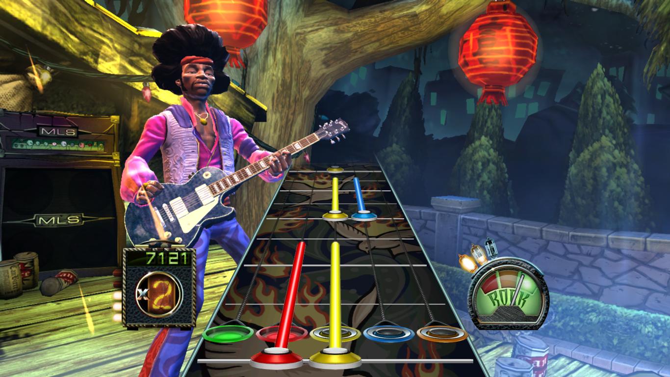 Guitar Hero III: Legends of Rock (Multi) é um grande palco para se tornar o  rei da guitarra - GameBlast