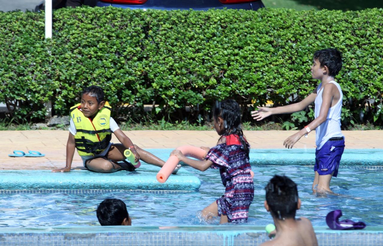 Los campamentos de verano para niños con problemas