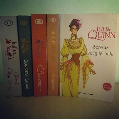 julia quinn sonsuz sevgilerimle