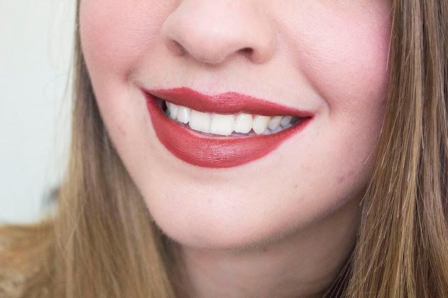 Nars Audacious Lipstick Mona