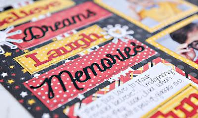 A Dash Of Scraps New Creative Memories Collection Imagine