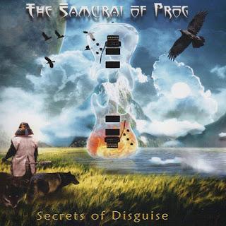 The Samurai Of Prog - 2013 - Secrets Of Disguise