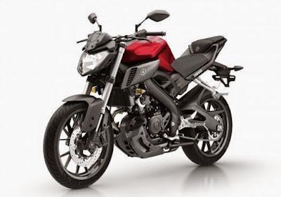 2016 Yamaha MT 125 ABS pics