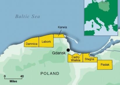 Успехи Польши в добыче сланцевого газа