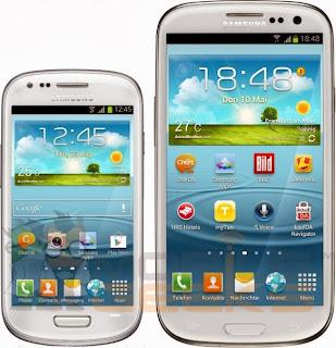 Harga Samsung Galaxy S3 Mini Oktober 2013