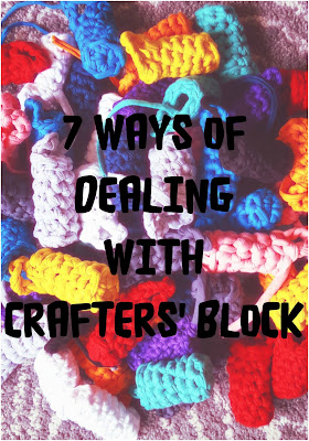 7 ways of dealing with Crafters' Block: Fickle Me blog