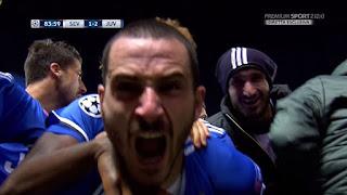 Champions League Siviglia Juventus 1-. video highlights