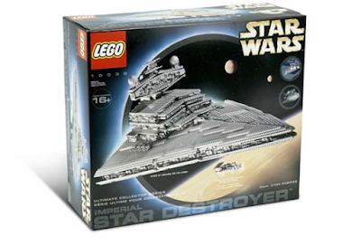 LEGO Star Destroyer - 10030