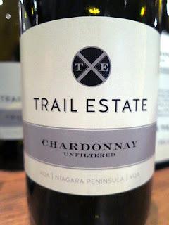 Trail Estate Barrel-Ferment Chardonnay 2015 (90 pts)