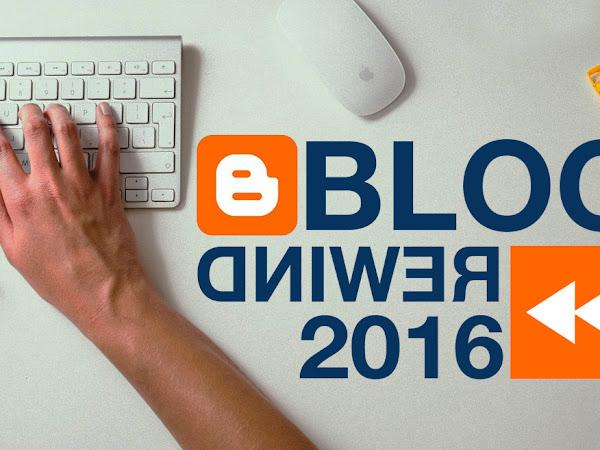 Blog Rewind 2016