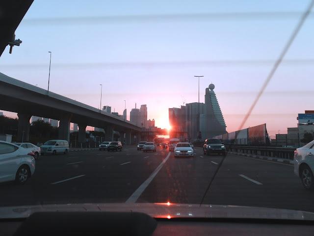 Getting to Dubai & From Dubai to Abu Dhabi