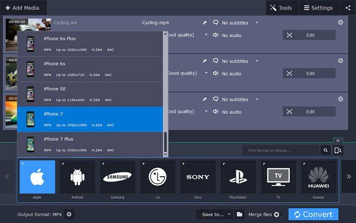 Movavi Video Converter 19.2.0